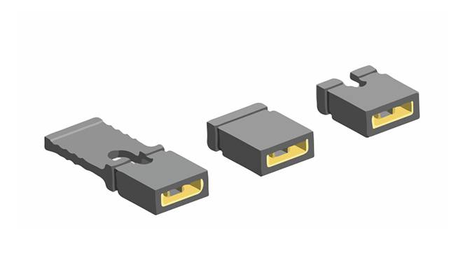 Picture of 2062 - CONNECTOR MINI JUMPER P2,54MM