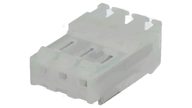 Picture of 2065 - CONNECTOR MAS-CON FEM P3,96MM