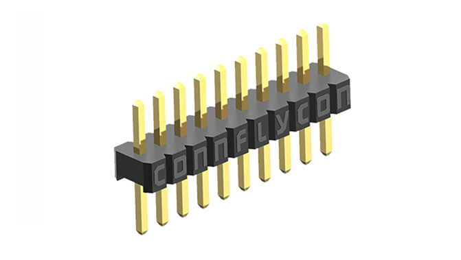 Picture of 2079 - CONNECTOR PIN-HEADER P1,27MM