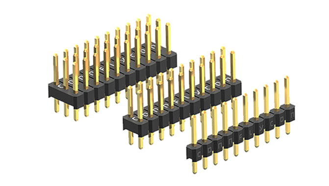 Picture of 2082 - CONNECTOR PIN-HEADER P254 STRG