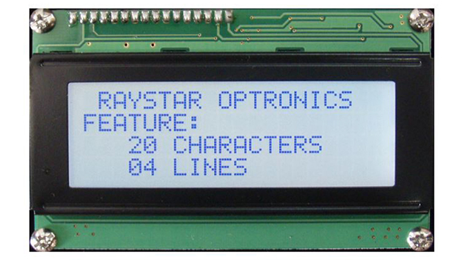 Picture of 3215 - DISPLAY LCD MODULE GRAPHIC