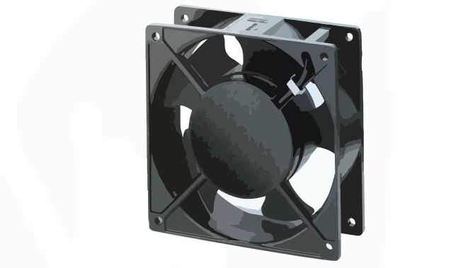 Picture of 3435 - FANS SLEEVE BEARING AC